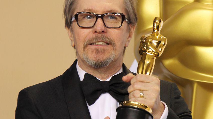 Gary Oldman bei der Oscar-Preisverleihung 2018