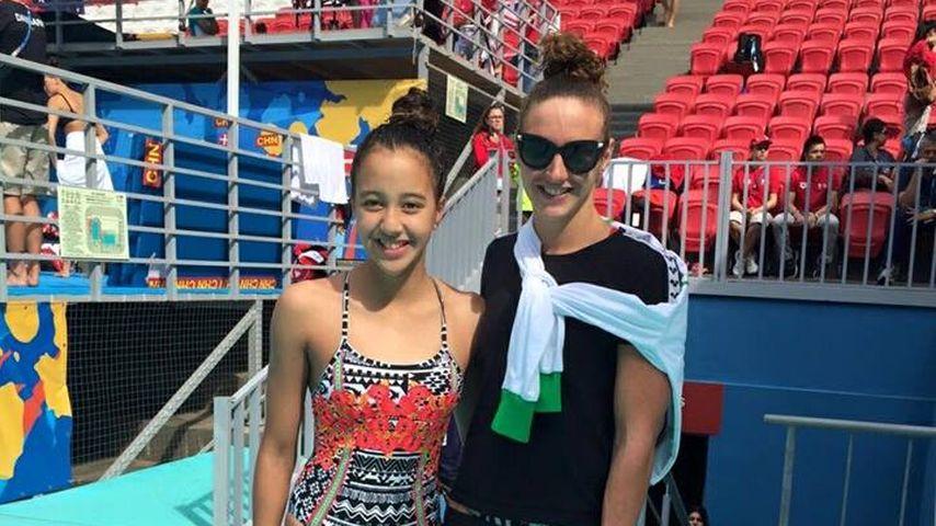 13 Jahre alt: Jüngster Olympia-Star entging knapp dem Tod!