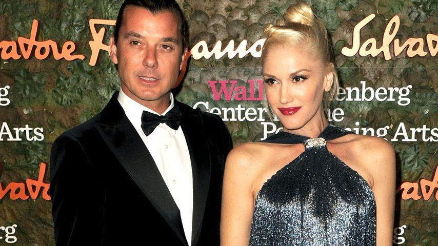 Gwen Stefani: Gemeinsames Sorgerecht und schnelle Scheidung!
