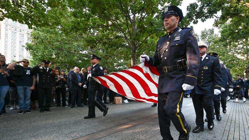 Gedenkfeier anlässlich des 11. Septembers 2001