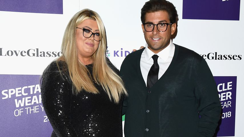 Gemma Collins und James Argent 2018