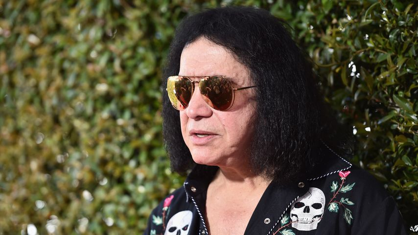 Gene Simmons bei einem Charity-Event in Los Angeles