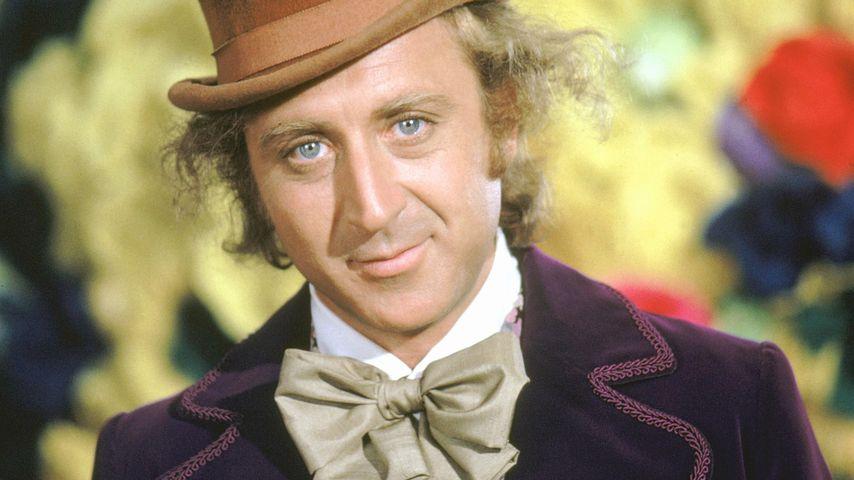 """Mit 83 Jahren: """"Willy Wonka"""" Gene Wilder ist tot"""