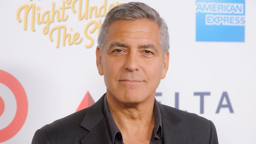 "George Clooney bei der ""Hollywood's Night Under The Stars"" in Los Angeles"