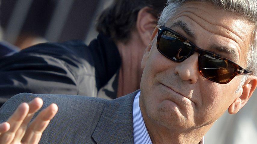 Das sind George Clooneys harte Hochzeitsregeln!