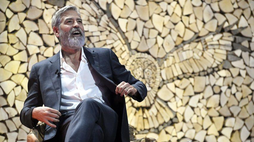 George Clooney im Oktober 2019