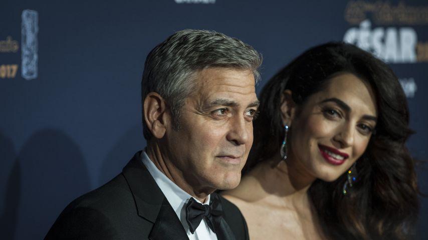 Gage für Twin-Pics: Das planen George & Amal Clooney!