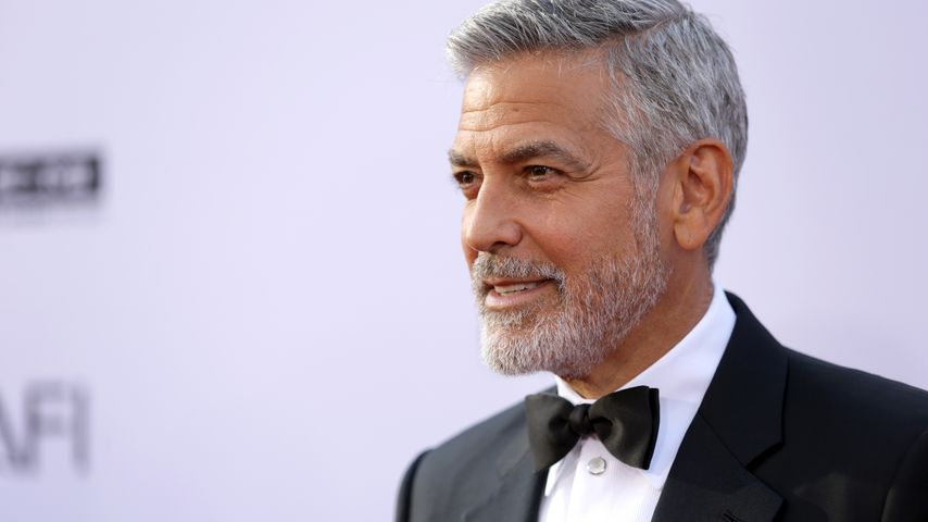 George Clooney im Juni 2018 in Hollywood