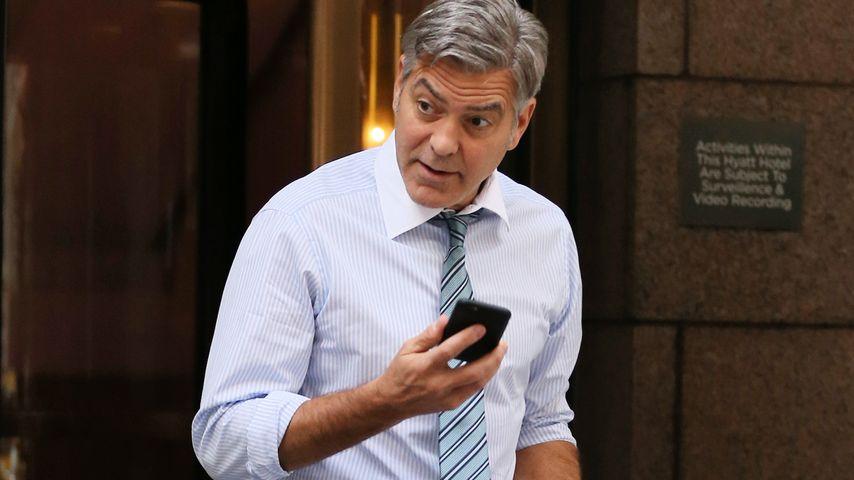 """George Clooney: Im Herzen für immer """"Batman""""!"""