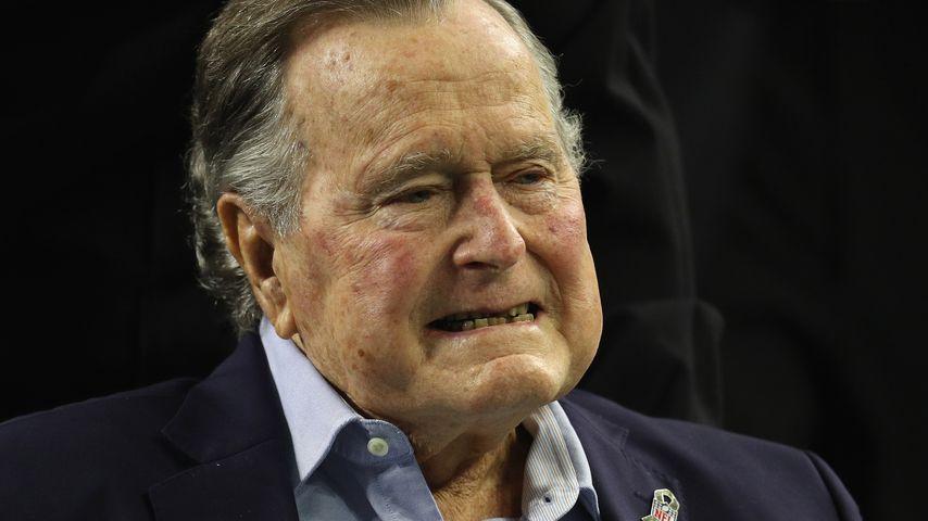 Mit 94 Jahren:  Ex-US-Präsident George H. W. Bush ist tot