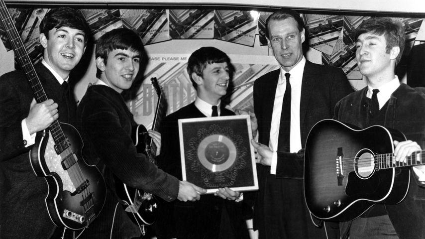 """""""5. Beatle"""" ist tot: Produzent George Martin (✝90) gestorben"""