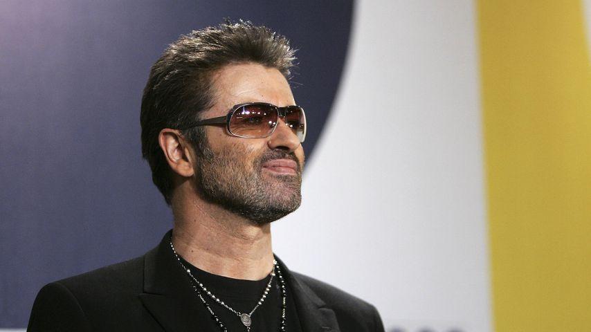 George Michael im Februar 2005
