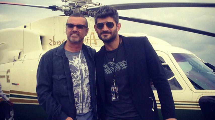 Krawall-Klopper: George Michaels Ex Fadi Fawaz festgenommen