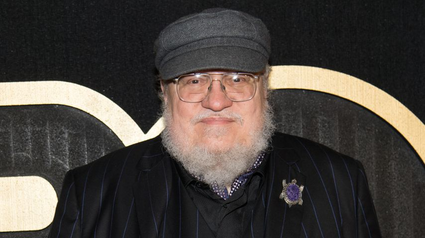 George R. R. Martin bei den Emmy Awards 2018