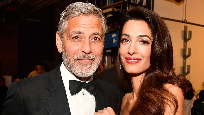 """""""Jackpot"""": So verliebt sind George Clooney und seine Amal"""
