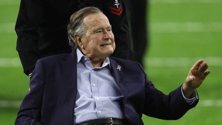 Traurig! George H. W. Bush wollte vor Weihnachten sterben