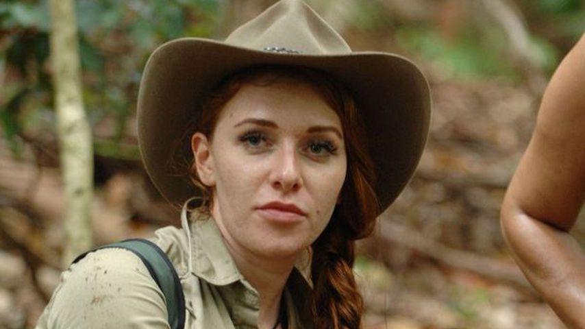 Georgina Fleur im Dschungelcamp