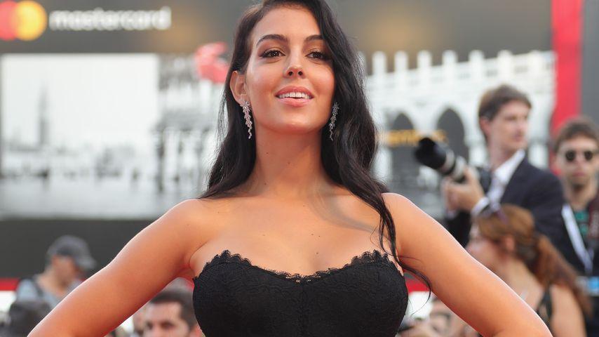 Georgina Rodriguez bei den Filmfestspielen in Venedig