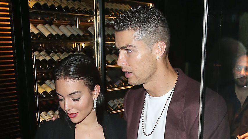 Vater von Ronaldos Freundin Georgina Rodriguez gestorben!