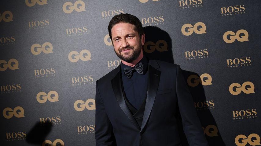 Gerard Butler bei den GQ-Awards