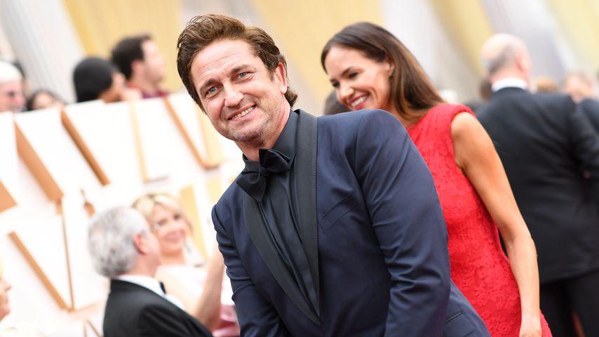 Gerard Butler bei den Oscars 2020