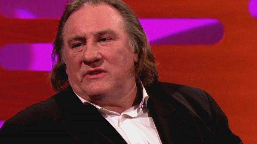 Trunkenheit am Roller: Gérard Depardieu verhaftet!