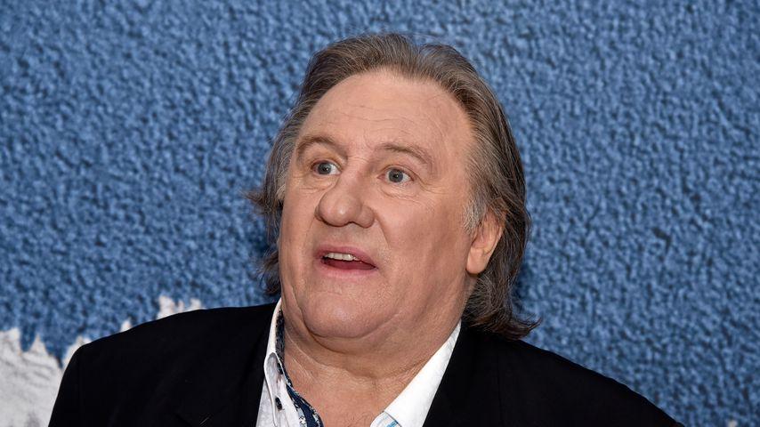 Gérard Depardieu: Botschafter für Harzer Käse