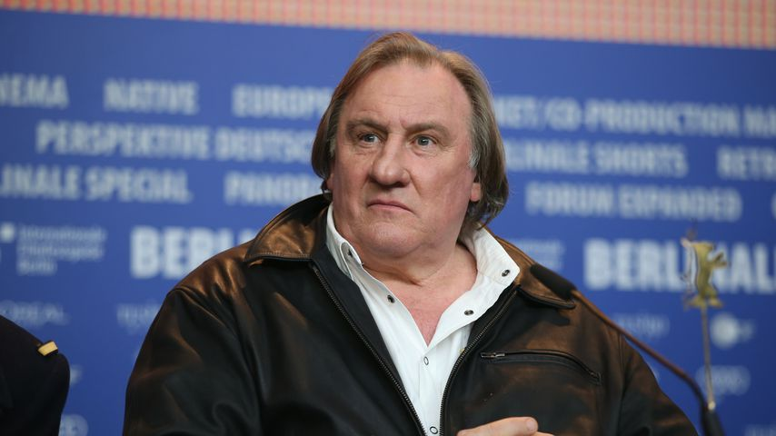 Schauspieler Gérard Depardieu der Vergewaltigung beschuldigt