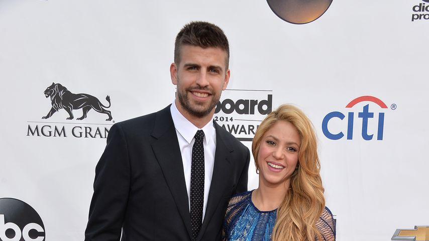Gerard Piqué und Shakira bei den Billboard Music Awards 2014