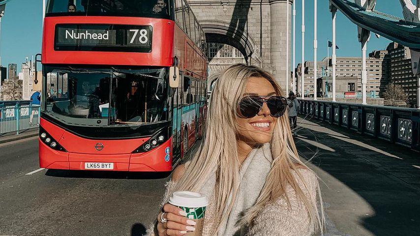 Gerda Lewis in London