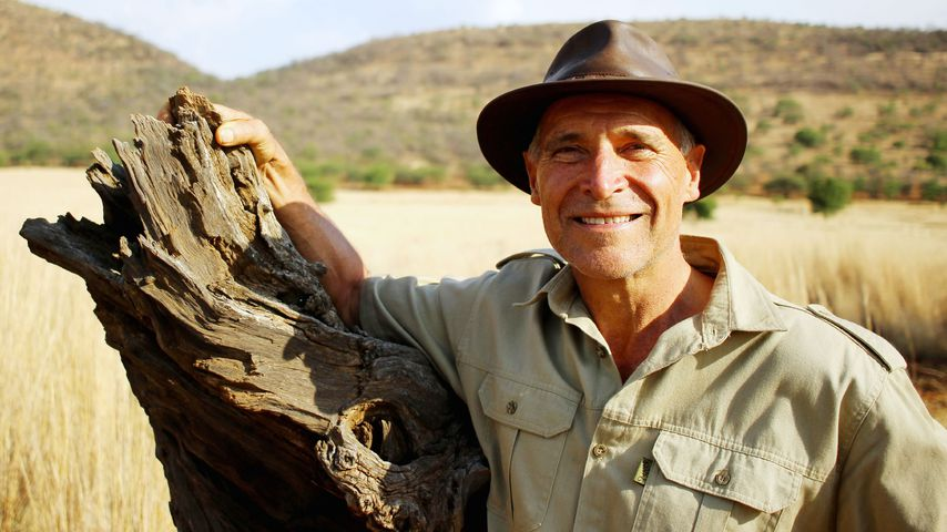 Afrika-Bauer Gerhard hat eigentlich keine Zeit für eine Frau