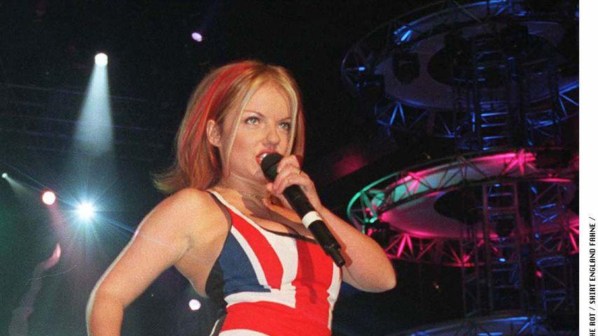 Geri Horner, 1997 bei den Brit Awards