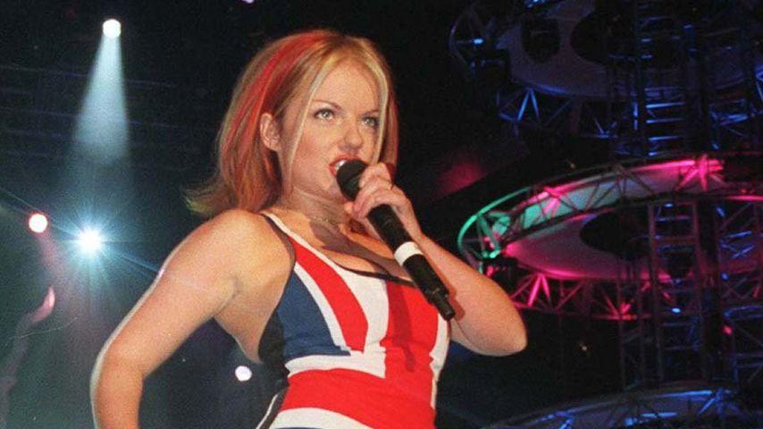Das steckt hinter Geri Horners Spice-Girls-Flaggen-Kleid