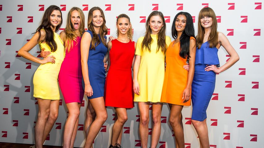 Germany's Next Topmodel 2016 Photo Call
