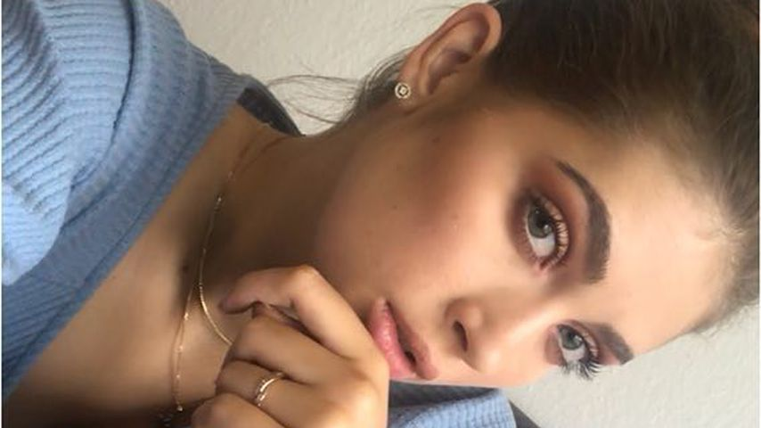 """Germany's next Topmodel""-Anwärterin Julia"