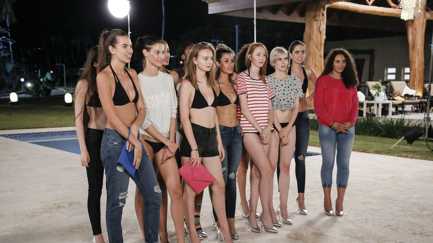 """Germany's next Topmodel""-Kandidatinnen"