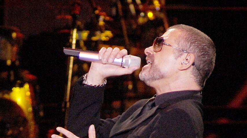 George Michael: Verliert er seine Gesangs-Stimme?