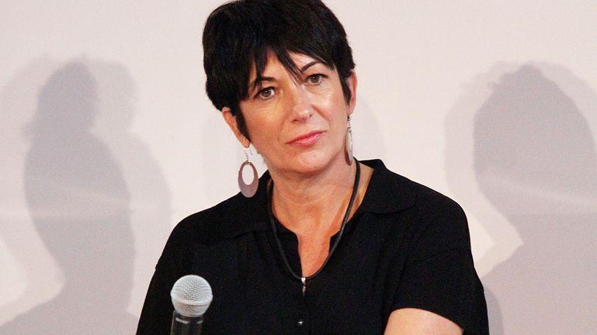 Ghislaine Maxwell, ehemalige Assistentin von Jeffrey Epstein