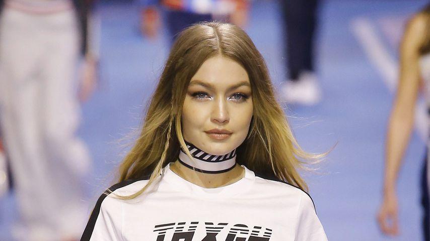 Bye-bye: Gigi Hadid läuft letzte Show für Tommy Hilfiger!