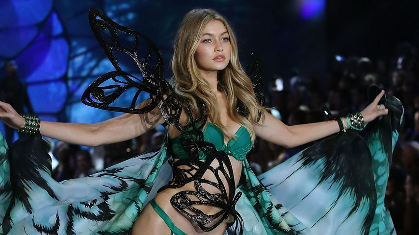 Victoria's Secret: Die Engel zeigen neue Dessous in Rom