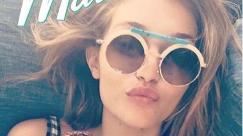 Kuchen im Privat-Jet: So feierte Gigi Hadid ihren 21. B-Day!