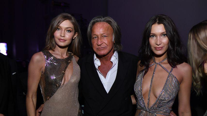 Familienskandal: Nacktfoto von Gigi Hadids Vater aufgetaucht