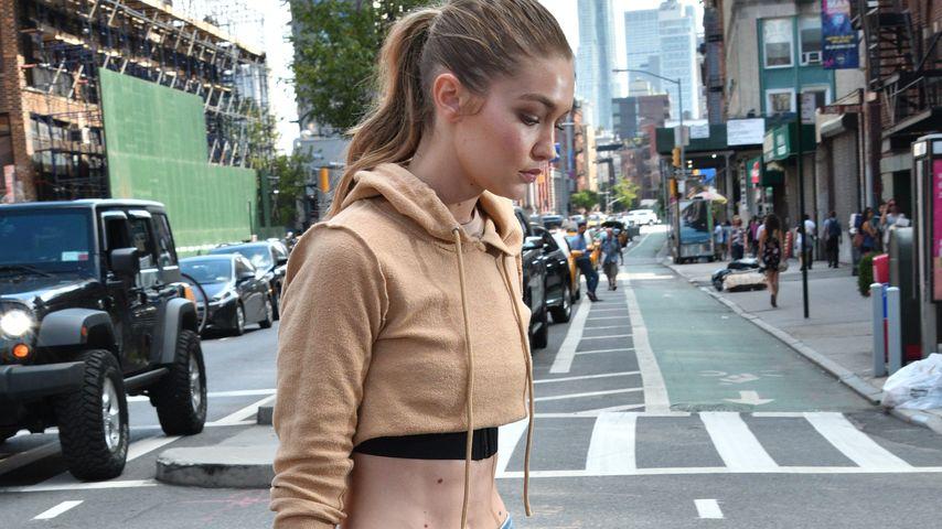 Super-Model Gigi Hadid