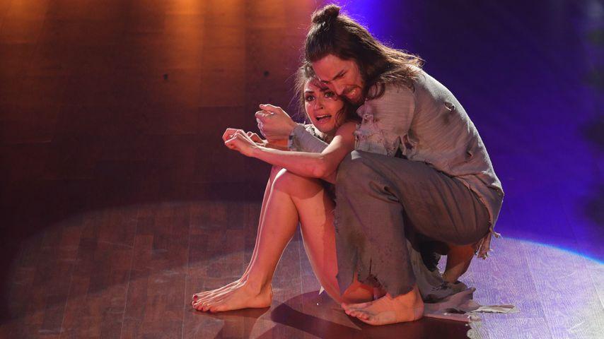 Lets Dance Backstage Liefen Darum Tränen Bei Gil Ofarim