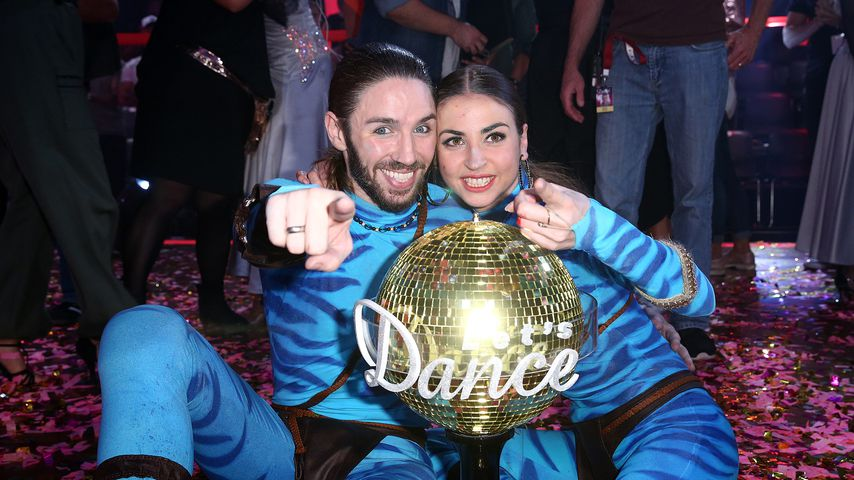 "Trotz ""Let's Dance""-Pokal: Sieger Gil Ofarim ist wehmütig!"
