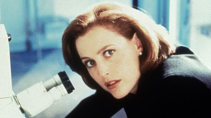 """Gillian Anderson als Dana Scully in """"Akte X"""""""