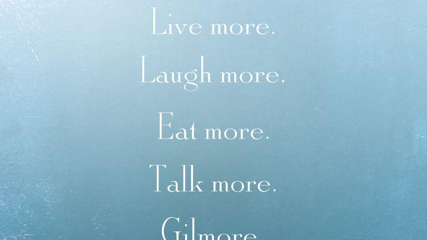 """Gilmore Girls""- Plakat"