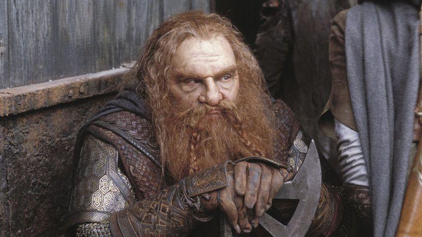 """""""Herr der Ringe""""-Charakter Gimli"""