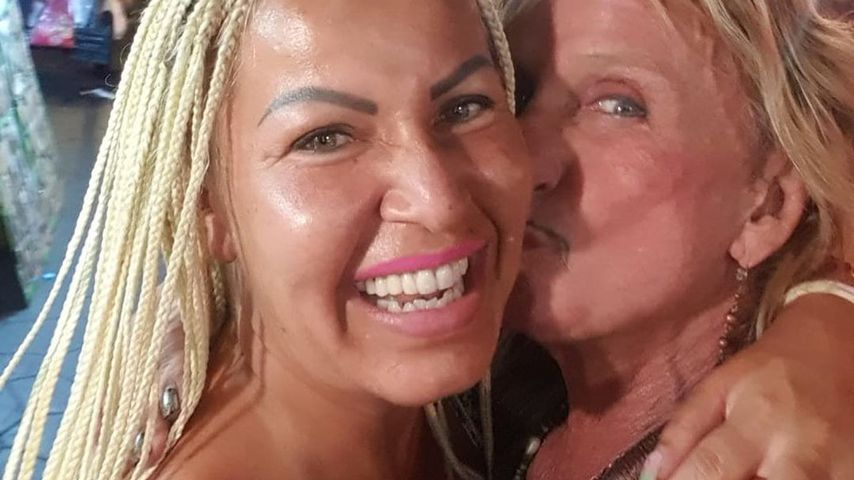 Ginger Costello und Bert Wollersheim im Februar 2020 in Bangok