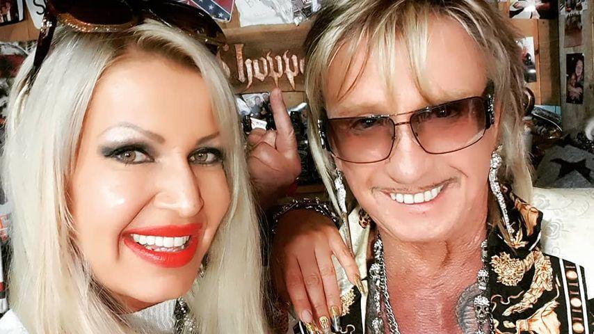 Ginger Costello und Bert Wollersheim im März 2019